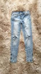 Calça jeans blue steel
