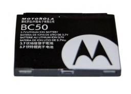 Bateria motorola bc50 k1 z3 l6 c261