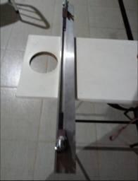 Guia de corte paralelo para serra circular, tico tico, tupia - tam 65cm