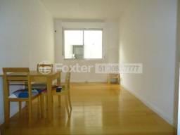 Apartamento à venda com 1 dormitórios em Centro histórico, Porto alegre cod:187122