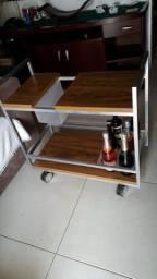 Mesa com bebida