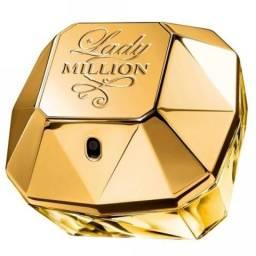 Lady Million Eau De Parfum 80ml Feminino Pronta Entrega