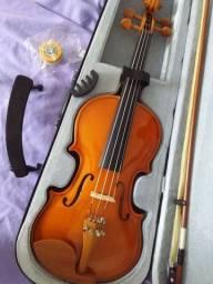 Violino Hofma 4/4 com acessórios! O mais barato da Olx!