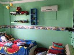 ED. VILLA ASTURIAS - Apartamento com 3 dormitórios à venda, 99 m² por R$ 410.000 - Araés -