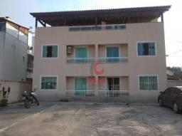 Apartamento com 2 Quartos para alugar, 58 m² por R$ 700/mês - Âncora - Rio das Ostras/RJ