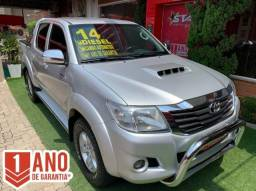 Hilux 3.0 Srv 4x4 Cd Diesel Aut. 2014 Starveiculos