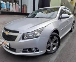 GM CRUZE HATCH SPORT6 1.8 FLEX 2013 COM COURO- ACEITO TROCAS