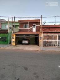 Casa com 3 dormitórios à venda, por R$ 300.000 - Jardim Botucatu - Sorocaba/SP