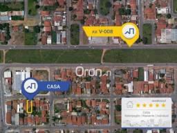 Casa com 3 dormitórios à venda, 124 m² por R$ 230.000,00 - Mansões Paraíso - Aparecida de