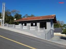 Casa para alugar com 2 dormitórios em Capitais, Timbó cod:4887