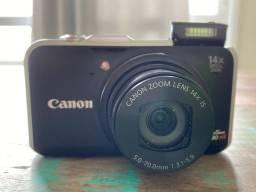 Camera e filmadora!!! CANON Power shot SX230 HS