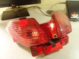 Lanterna Traseira Citycom Vermelha - Farol
