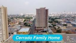 Cerrado Family Home - Agio de apartamento de 86 m2, com 3 quartos sendo 2 suítes