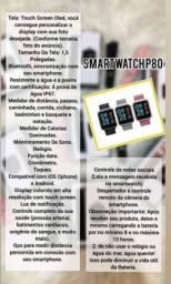 Relógio inteligente P80