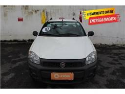 Fiat Strada 1.4 mpi hard working cs 8v flex 2p manual - 2018