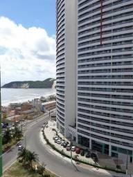 Apartamento mobiliado no Duna Barcane em Ponta Negra (taxas inclusas e andar alto)