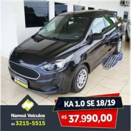 Ford KA 1.0 SE 2019 - Novíssimo - 2019