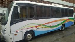 Micro Onibus Neobus Thunder Plus 2008 Banheiro+AR+DVD+MWM+Doc OK - 2008