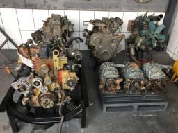 Motores Cummins MWW MB e Cambios