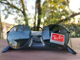 Oculos de sol Ray-Ban round redondo