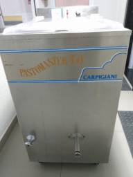 Pasteurizador gelato/sorvete alphagel carpigiani 120 lts