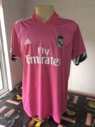 Camisa Real Madrid - Tam XL (GG) - original, impecável