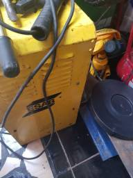 Maquina de solda elétrica