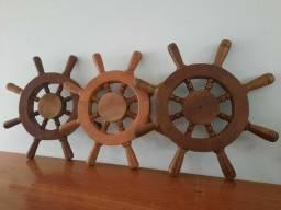 Timão de madeira