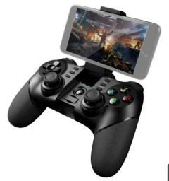 Controle Joystick Original Ipega 9076 Gamepad Bluetooth ZERADO