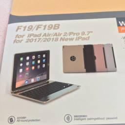 Wireless Keyboard F19/F19b IPad Air/Air 2