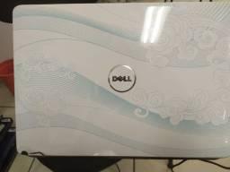 Dell. Com 2 giga de Ram e 120 de HD bateria.