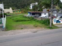 Terreno para locação em Itajaí-SC com 350m²