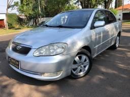 Toyota Corolla SEG 1.8 Automático 2005 - Impecável!!