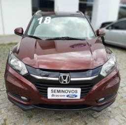 Honda HR-V 1.8 Ex CVT Muito Novo - Único Dono