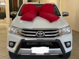 Toyota Hilux 4x4 Diesel 2017 (Pagamento no Boleto)