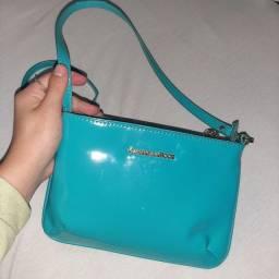 vendo bolsa da Raphaella booz azul turquesa