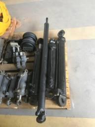 Cilindros, bombas Hidráulicas, Rolete, braços de Trator