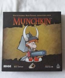 Munchkin Jogo De Cards ( Como Novo )