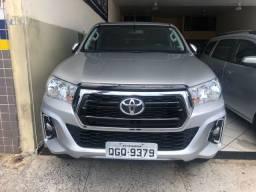 Toyota Hilux CD SRV 4x4 2.8 TDI Diesel Aut ano 2019