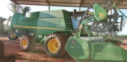 Colheitadeira sts9770 parcelo por consorcio rural