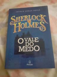 Livro Sherlock Holmes