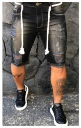Bermuda Jeans Masc