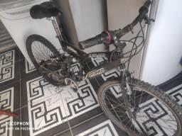 Bicicleta 21 marchas com amortecedor