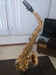Saxofone Alto Ômega - (TROCO POR SAX TENOR)