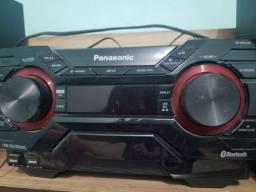 Aparelho de som Panasonic Bluetooth