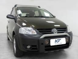 VW Volkswagen Crossfox 1.6 Flex Verde Completo