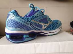 TENIS MIZZUNO WAVE CREATION 37 . SUPER NOVO