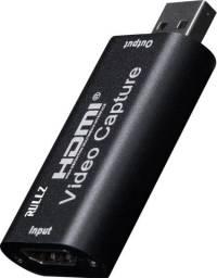 Placa de Captura HDMI Rullz 1080p Transmissão