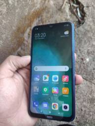 Xiaomi Note 8 top 4 de ram 64 GB pra vender logo R$980