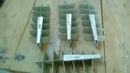 Puxador / desenformador em aluminio